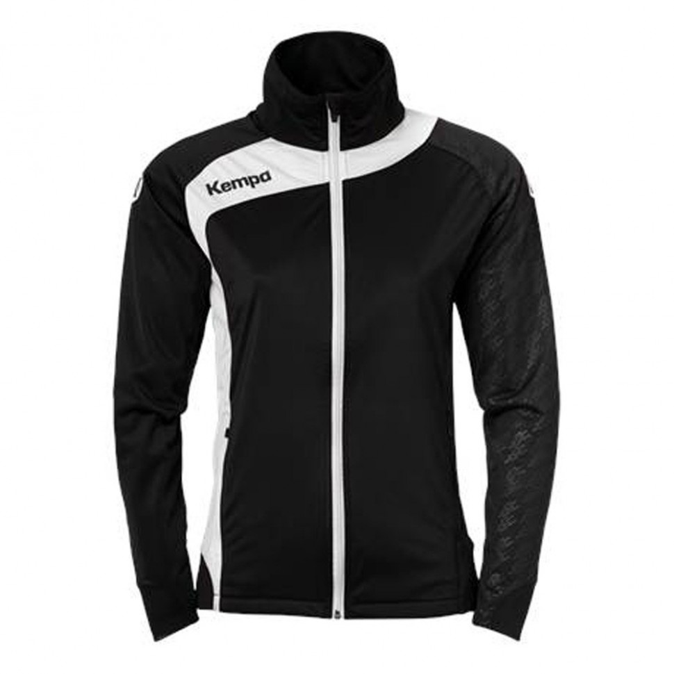 Kempa Peak Multi Jacket Women black/white