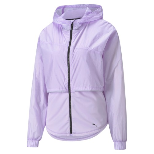 Puma Train Ultra Kapuzen Jacket Women