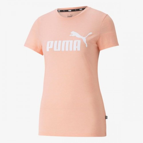 Puma Essential Logo Heather T-Shirt Women