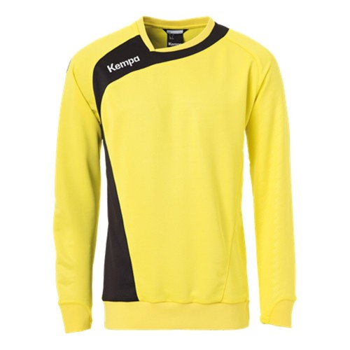 Kempa Peak Trainings-Top for Kids limonenyellow/black