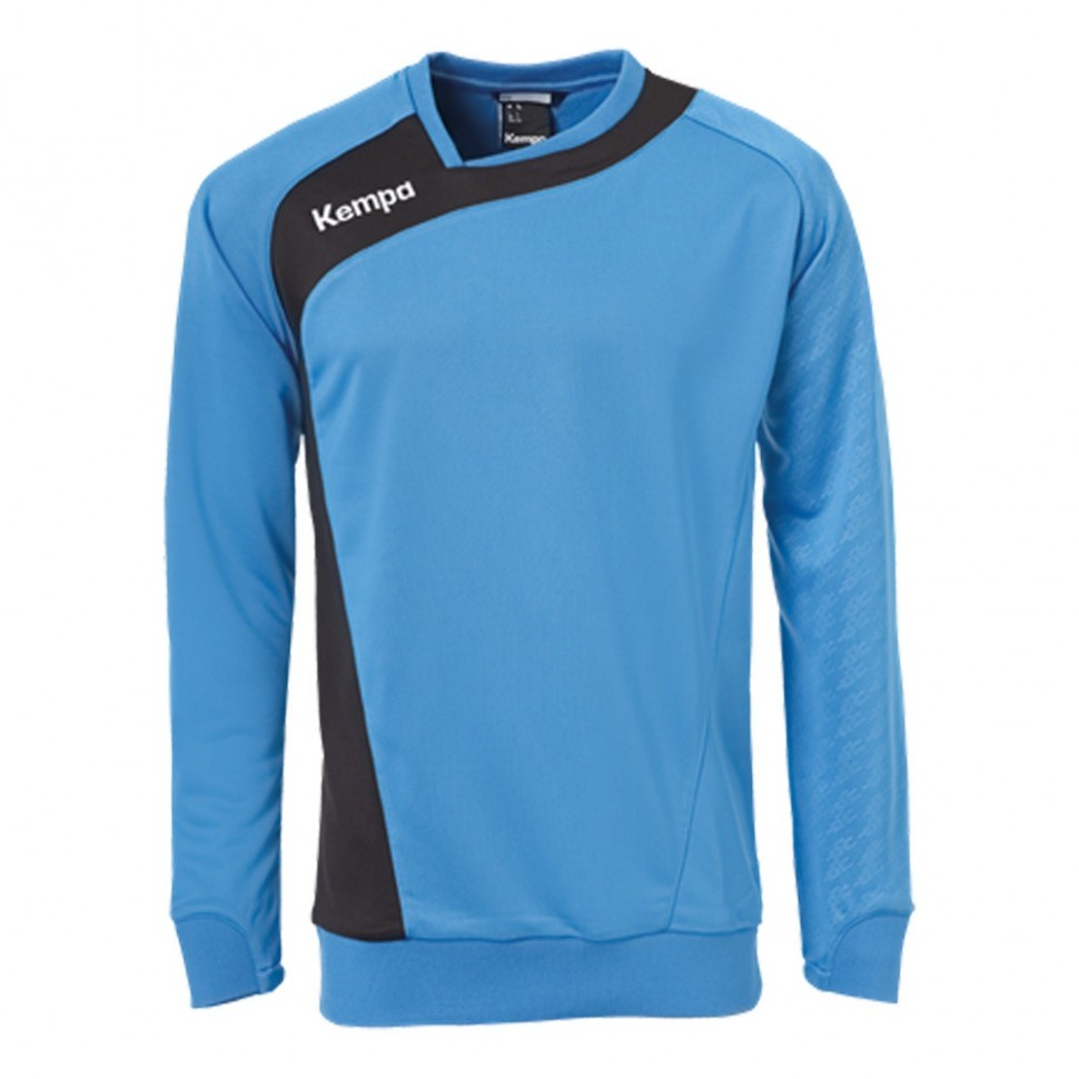 Kempa Peak Trainings-Top for Kids kempablue/black