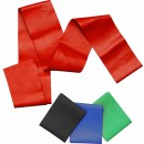 V3Tec Fitness-Band 200x15 cm - leicht = rot