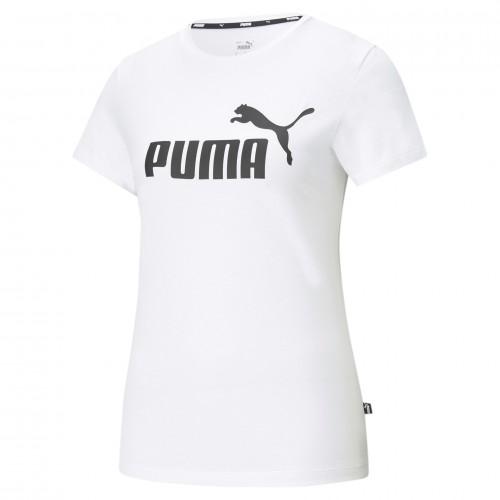 Puma Essentials Logo T-Shirt Damen
