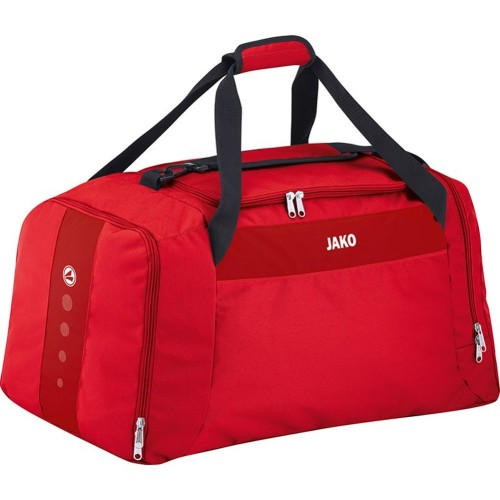 Jako Sports bag Striker mit seitlichen Nassfächern Junior rot