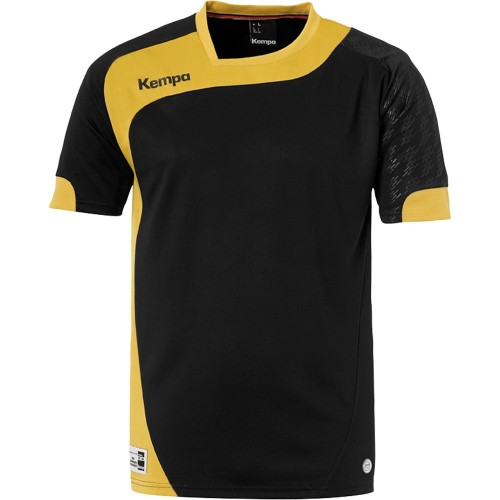 Kempa DHB Trikot Elite Version schwarz/gold