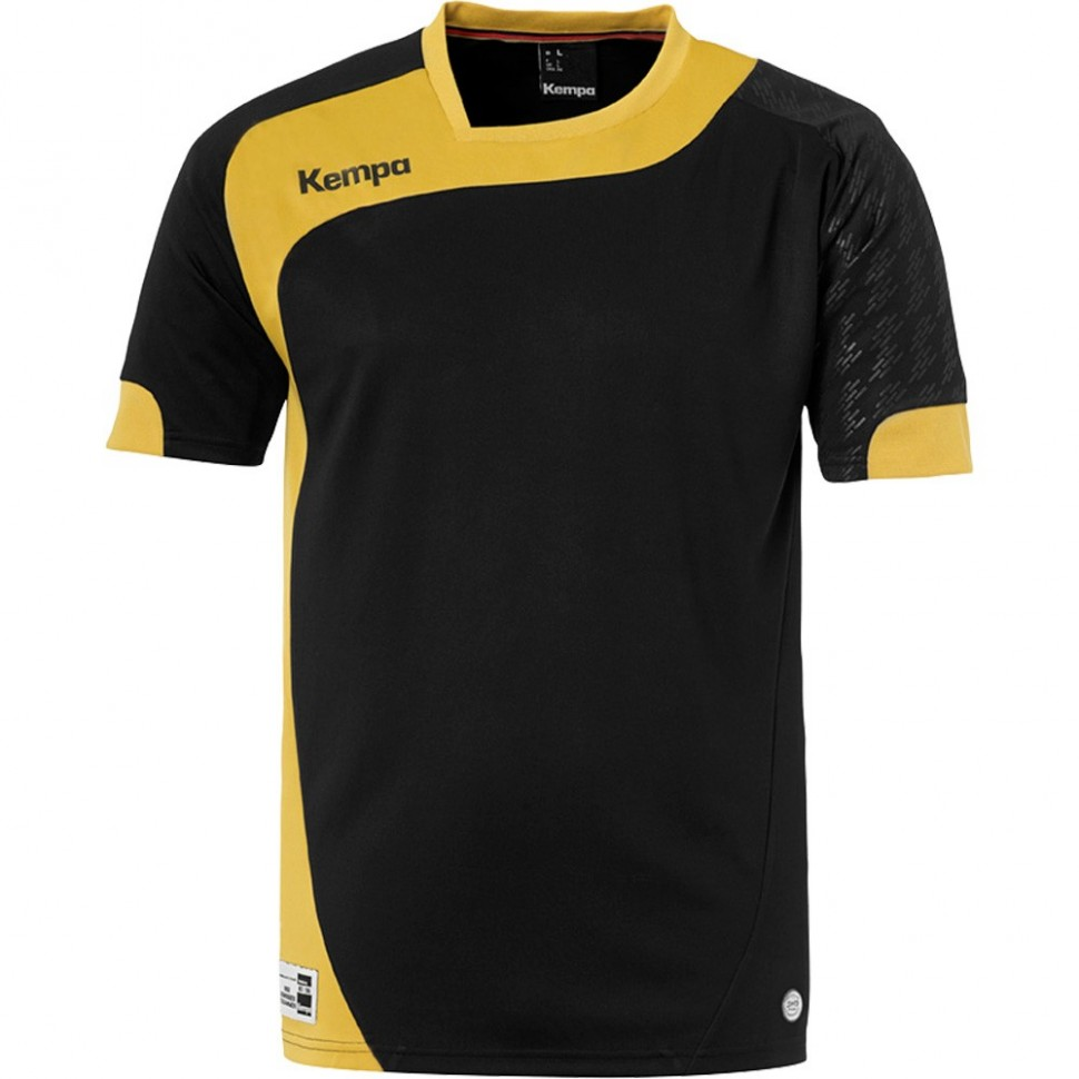 Kempa DHB Jersey Elite Version black/gold