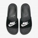 Nike Bath Sandals Benassi Just Do It black