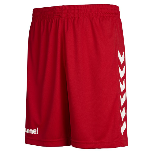Hummel Core Poly Short für Kinder rot
