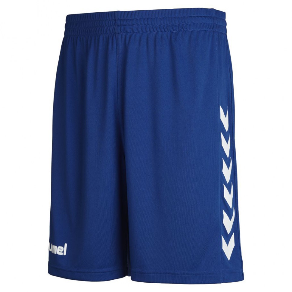 Hummel Core Poly Shorts for Kids dunkelblue