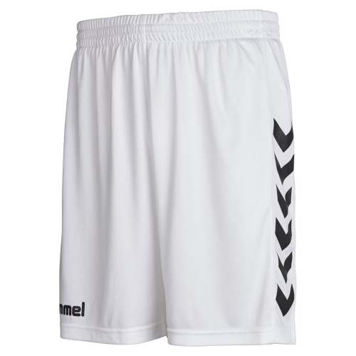 Hummel Core Poly Shorts for Kids white