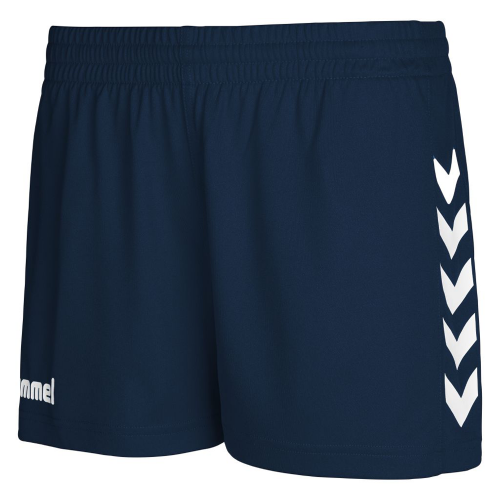 Hummel Woman Core Poly Shorts marine