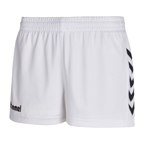 Hummel Core Poly Short Damen weiß