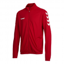 Hummel Core Poly Jacket rot