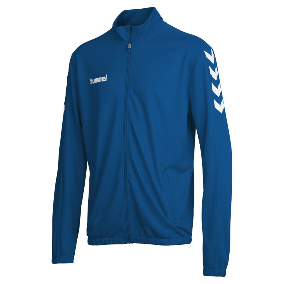 Hummel Core Poly Jacket dunkelblue
