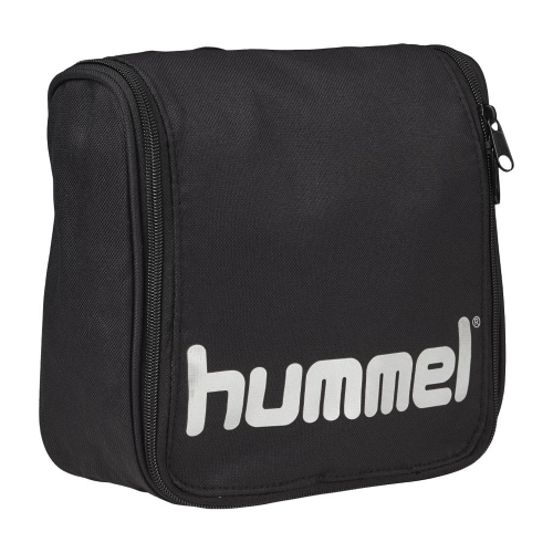 Hummel Sponge Bag Authentic Toiletry Bag black