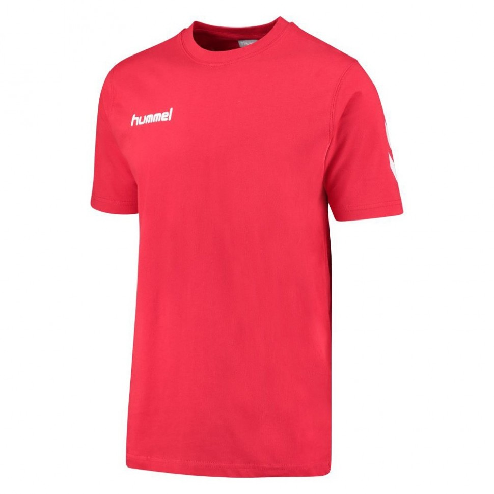 Hummel Core Cotton T-Shirt rot