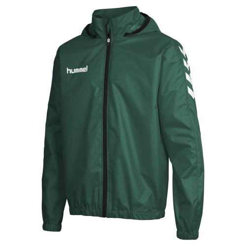 Hummel Core Raincoat dunkelgreen