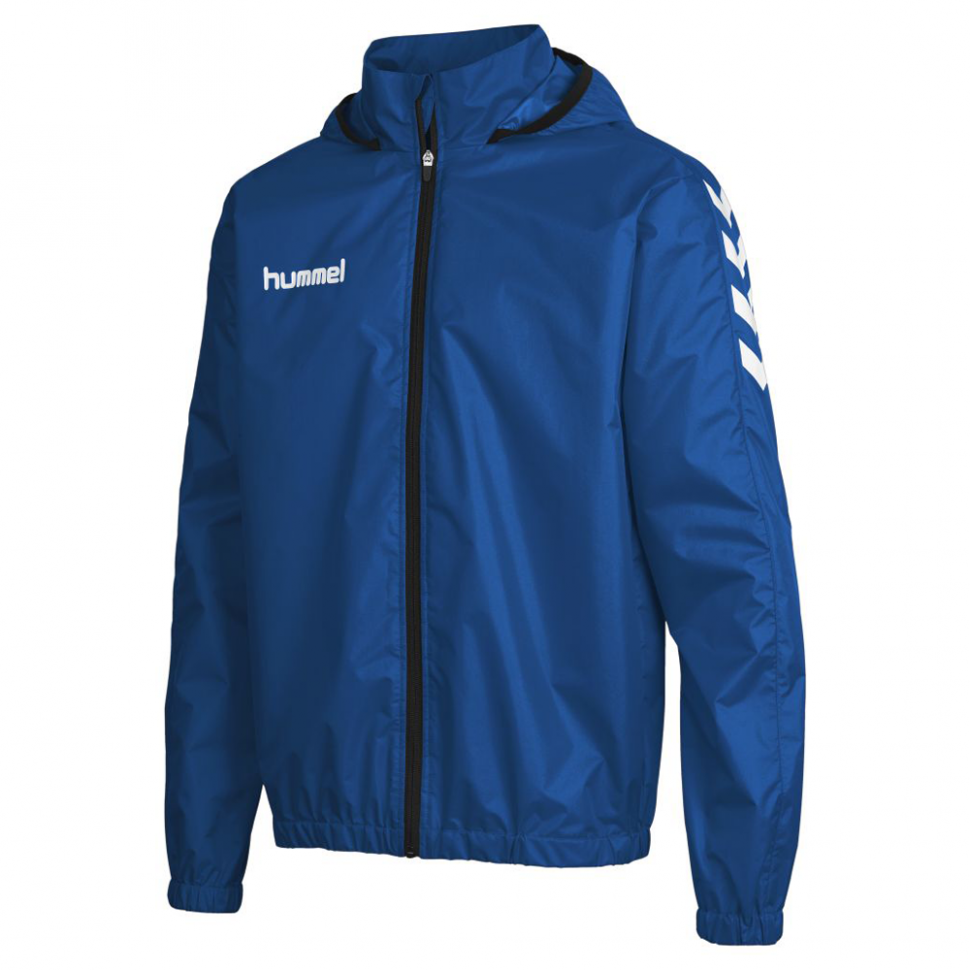 Hummel Core Raincoat blue