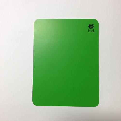 B+D grüne Karte