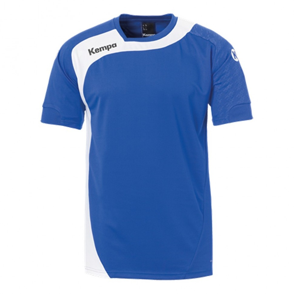 Kempa Peak Jersey royal/white