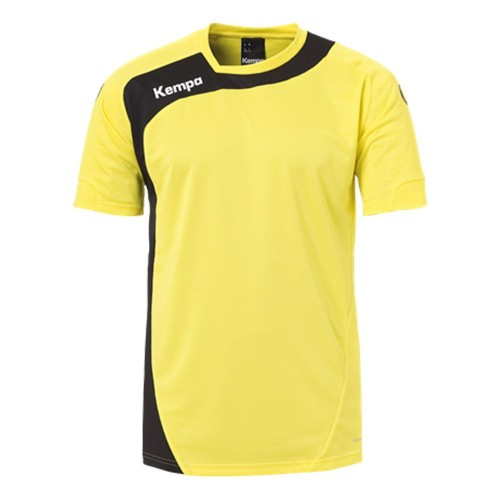 Kempa Peak Jersey for Kids limonenyellow/black
