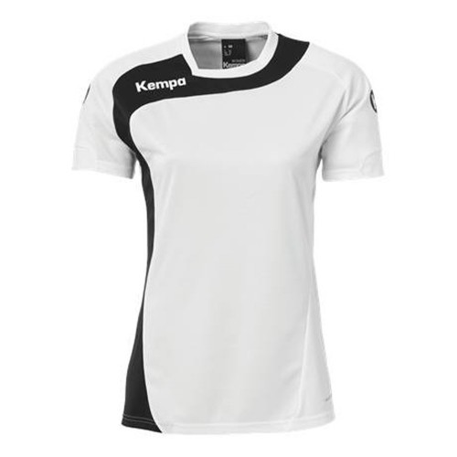 Kempa Peak Jersey Women white/black