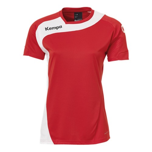 Kempa Peak Jersey Women rot/white