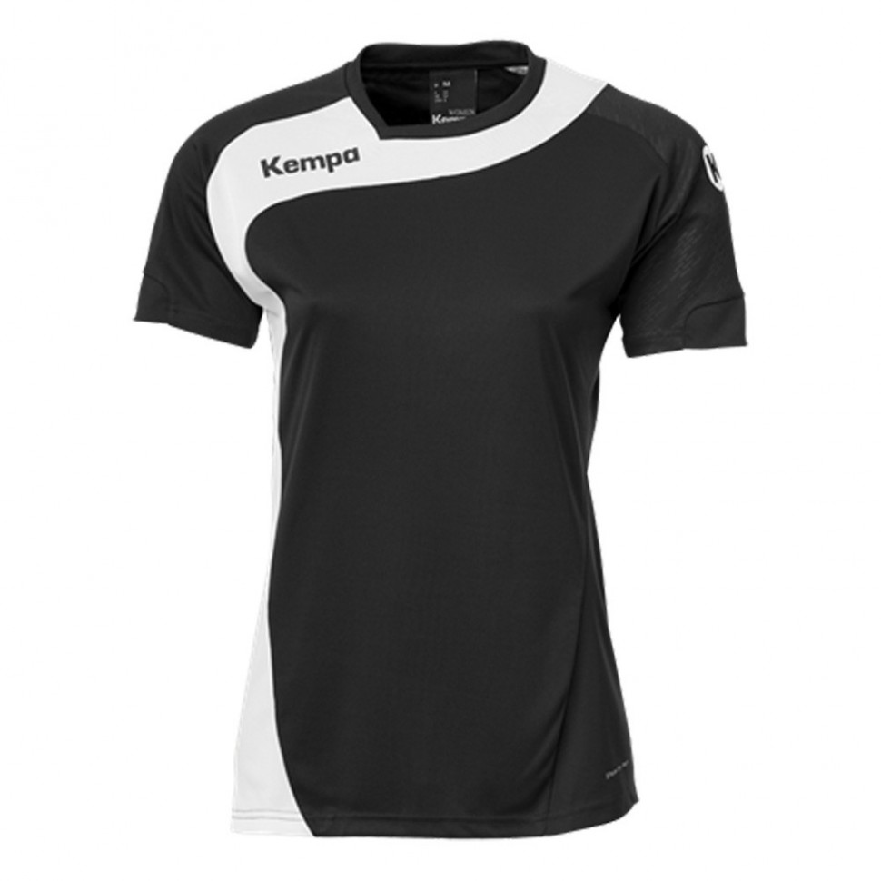 Kempa Peak Trikot Women schwarz/weiß