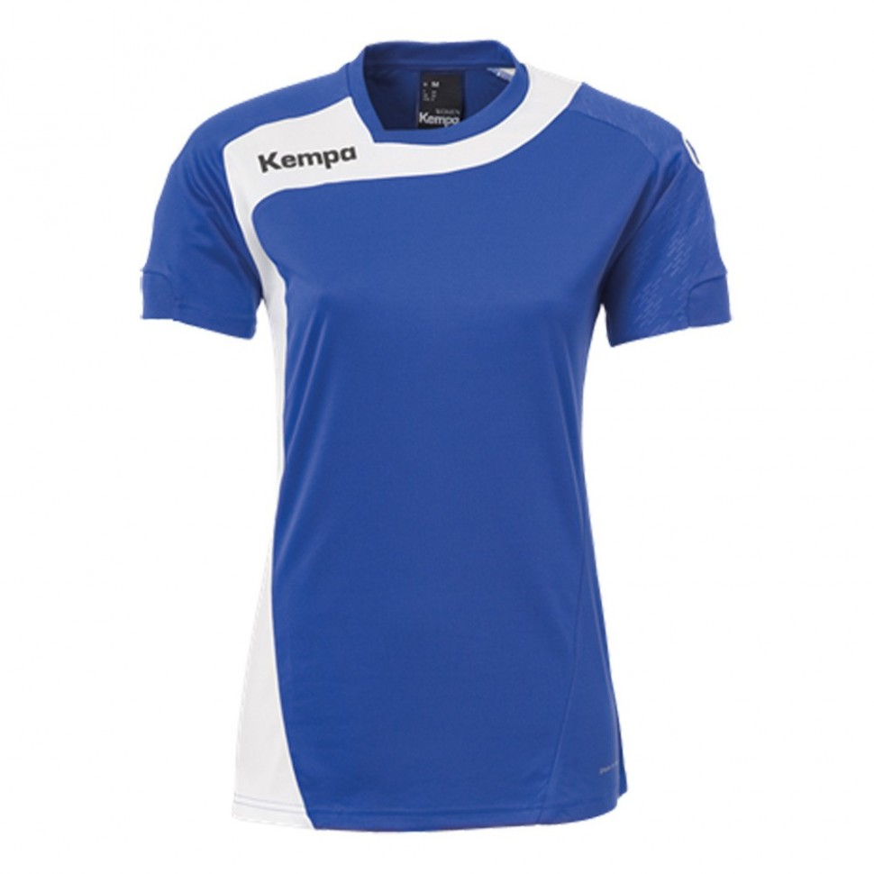 Kempa Peak Jersey Women royal/white