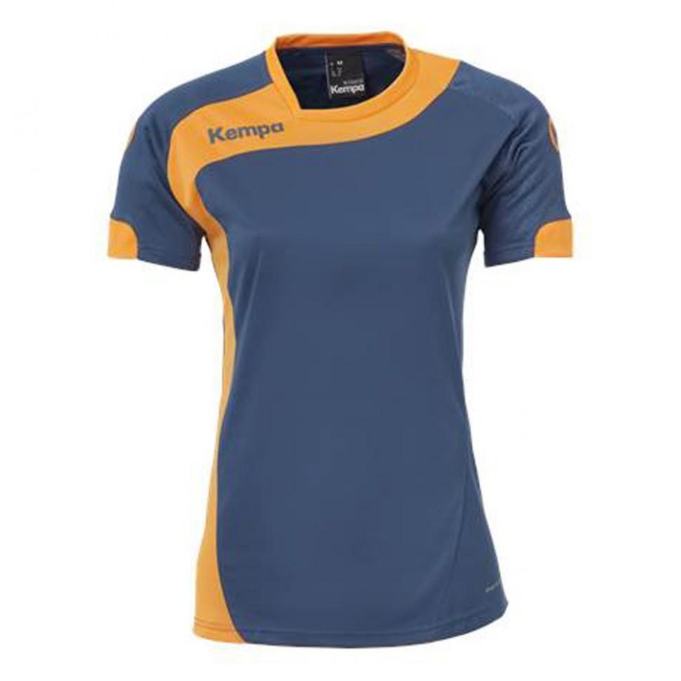 Kempa Peak Jersey Women petrol/orange