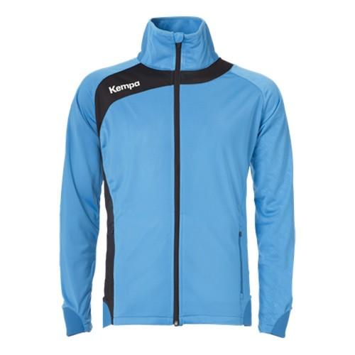 Kempa Peak Multi Jacke für Kinder kempablau/schwarz