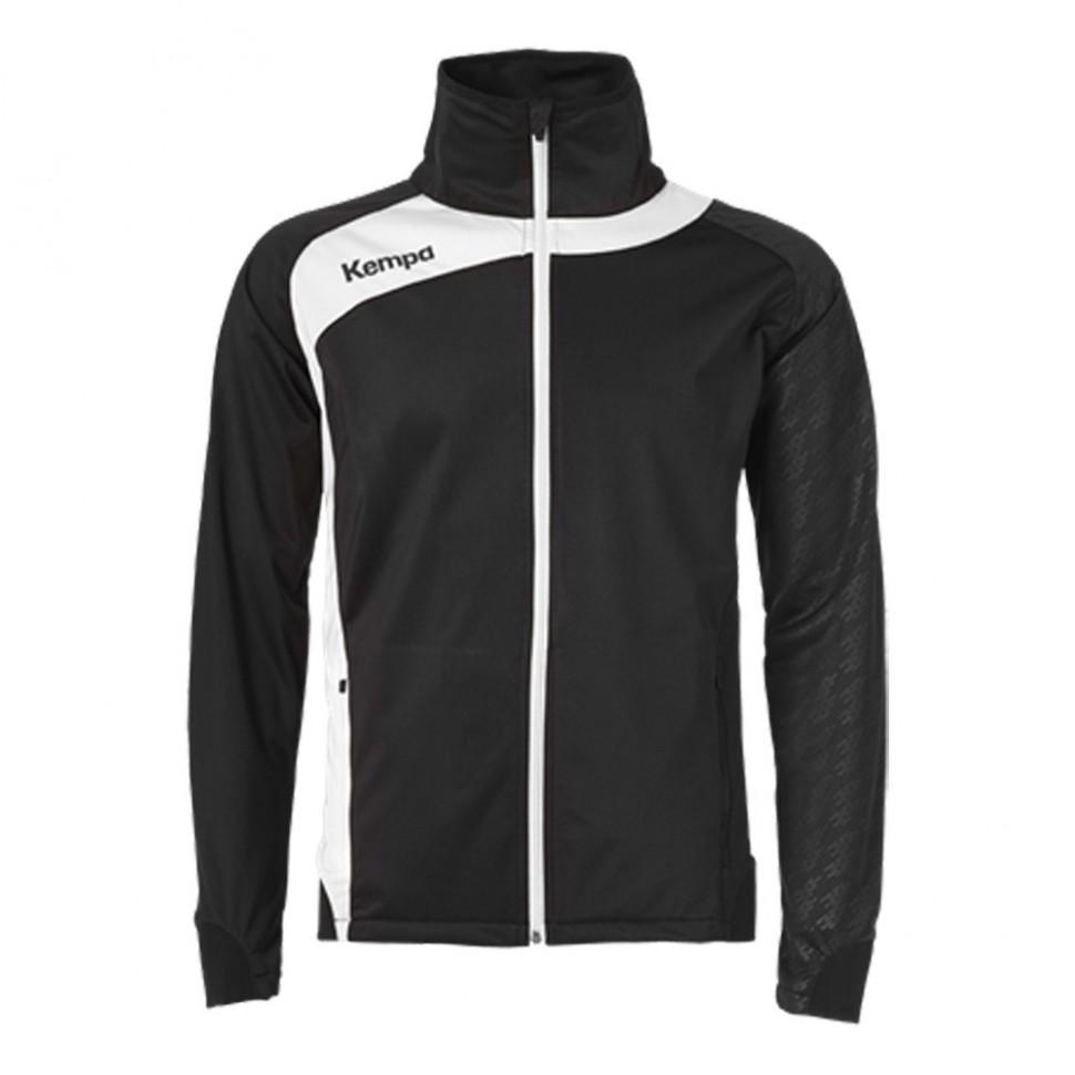 Kempa Peak Multi Jacket for Kids black/white