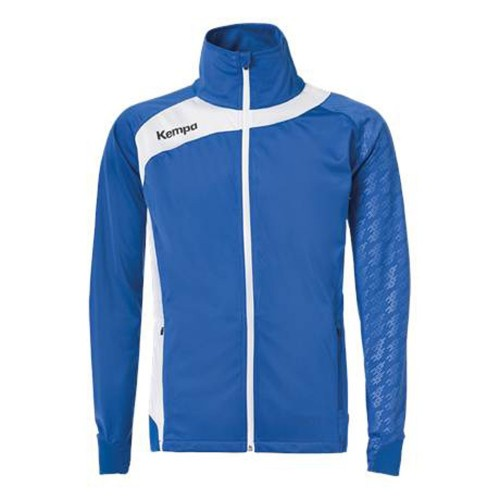 Kempa Peak Multi Jacke royal/weiß