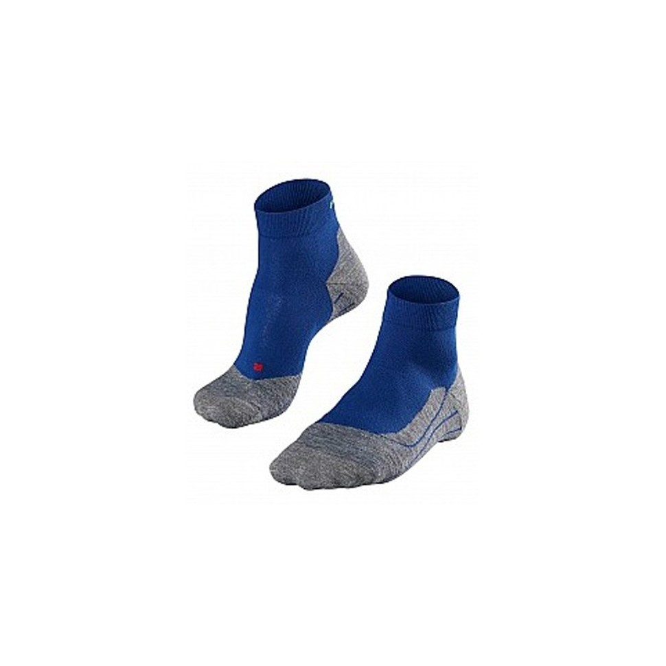 Falke RU 4 Running Socks kurz royal/grau