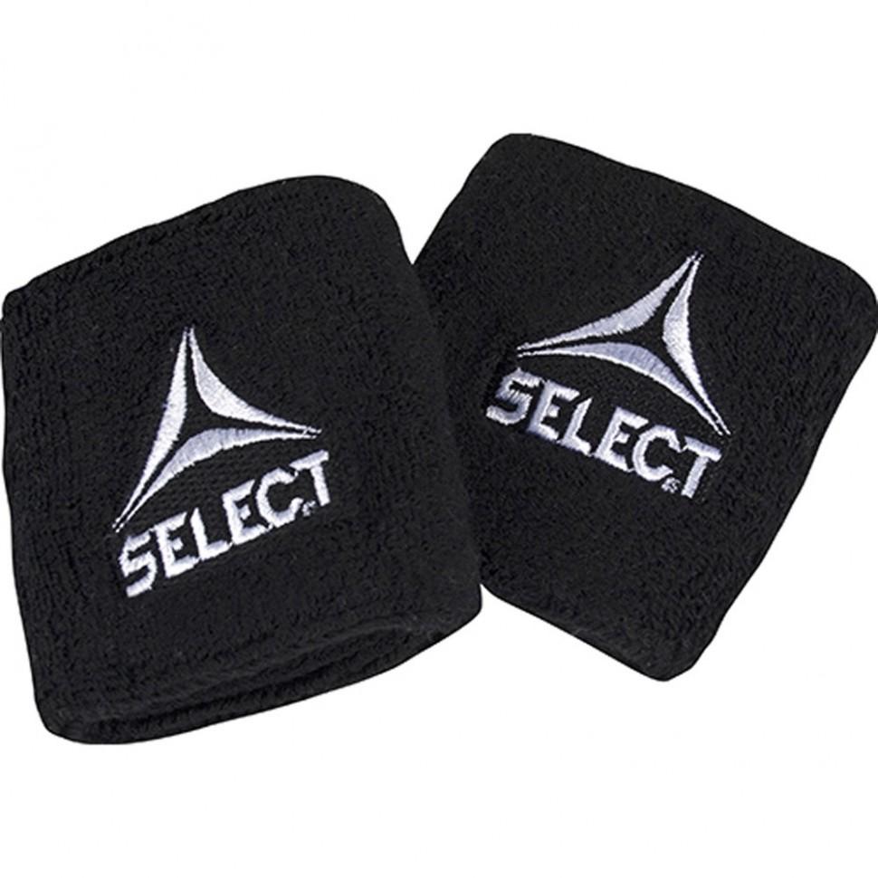Select Schweißbänder schwarz