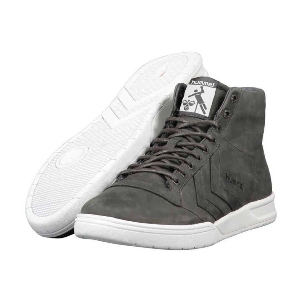 Hummel Stadil Winter High Sneaker beluga/weiß