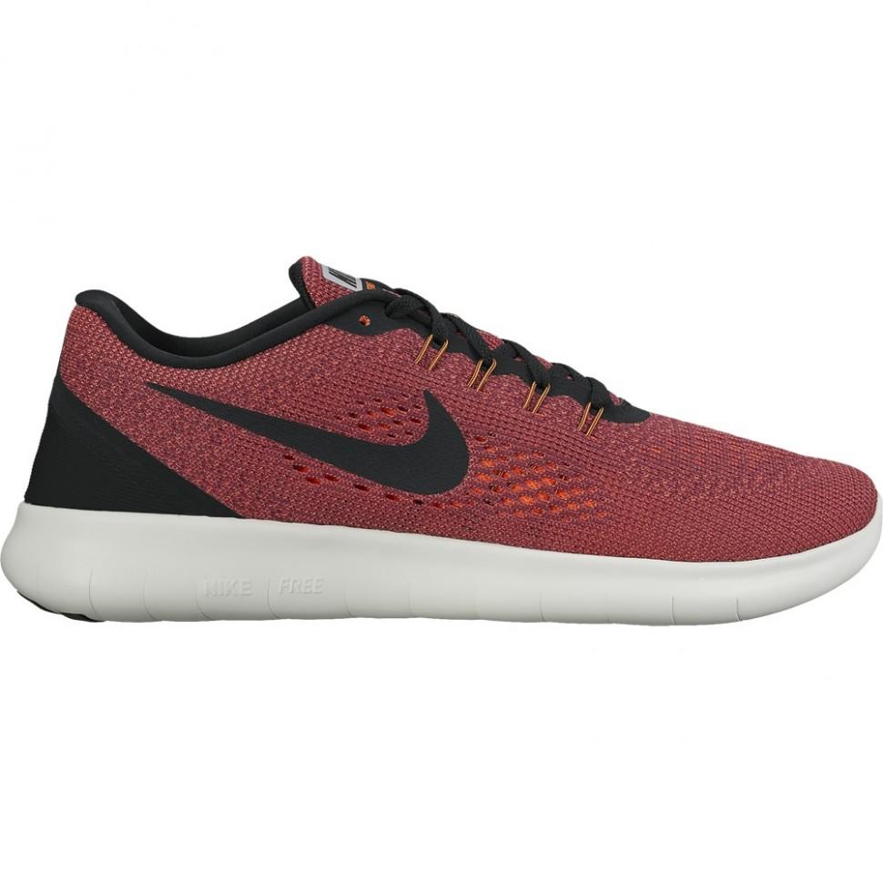 Nike Free RN rot/black