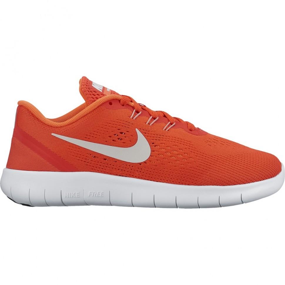 Nike Free RN (GS) Kids orange