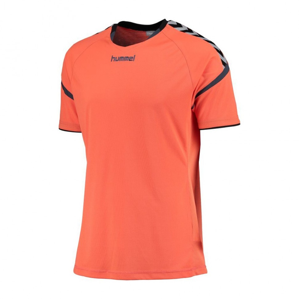 Hummel Authentic Charge 2020 Jersey ss for Kids orange