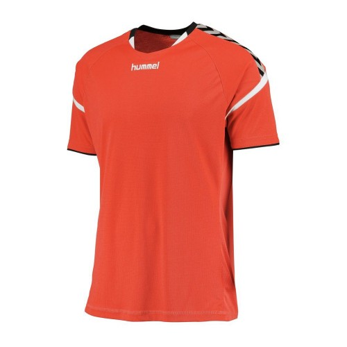 Hummel Authentic Charge 2020 Jersey ss for Kids dunkelorange