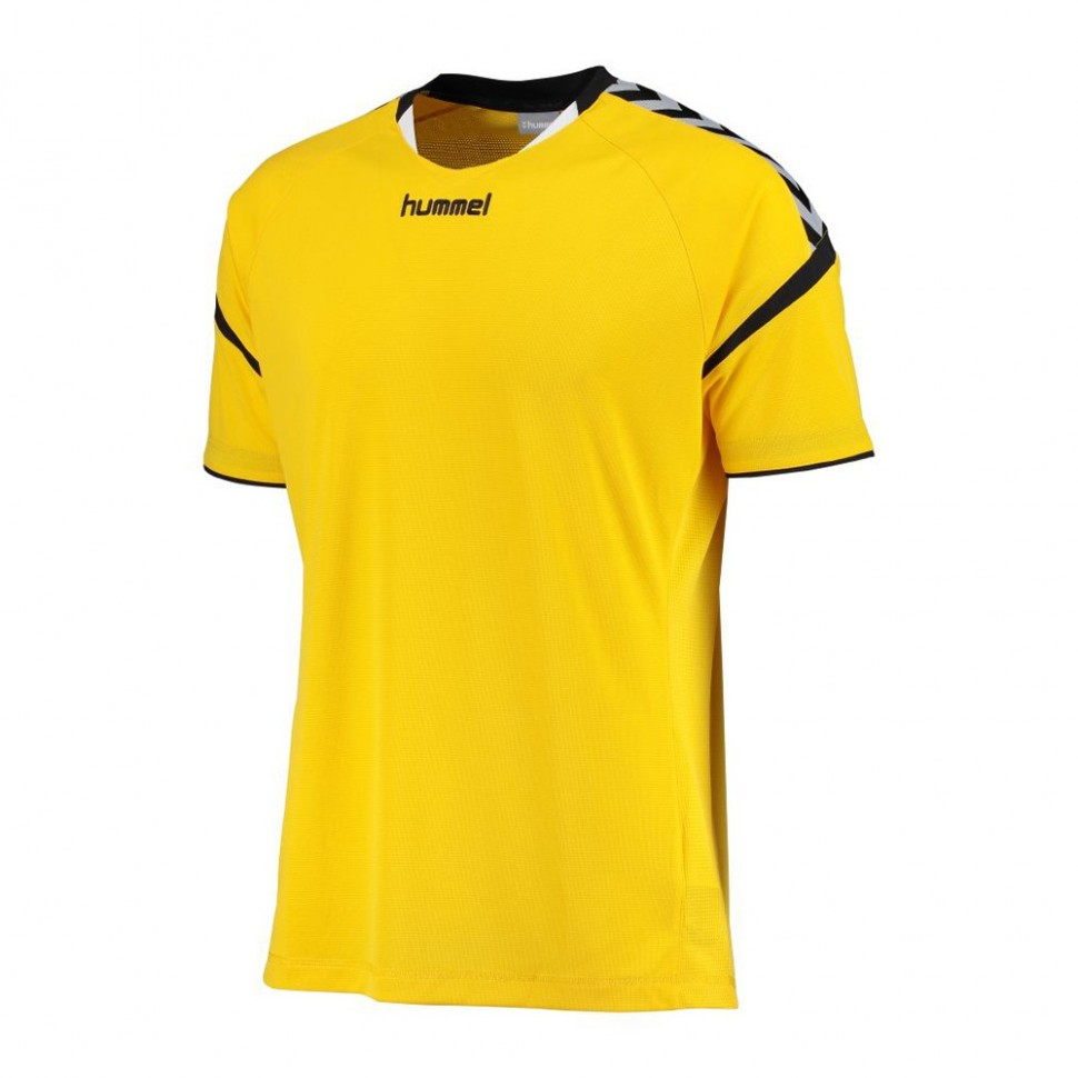 Hummel Authentic Charge 2020 Jersey ss for Kids yellow
