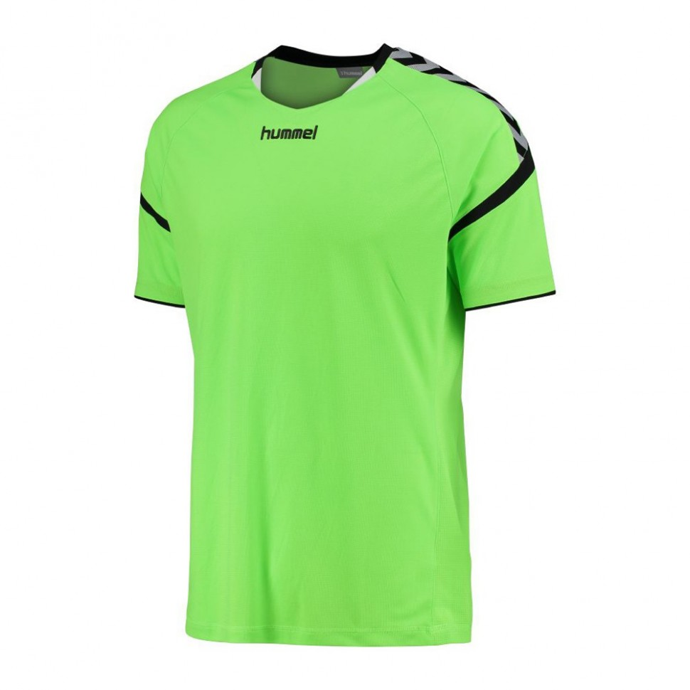 Hummel Authentic Charge 2020 Jersey ss for Kids hellgreen