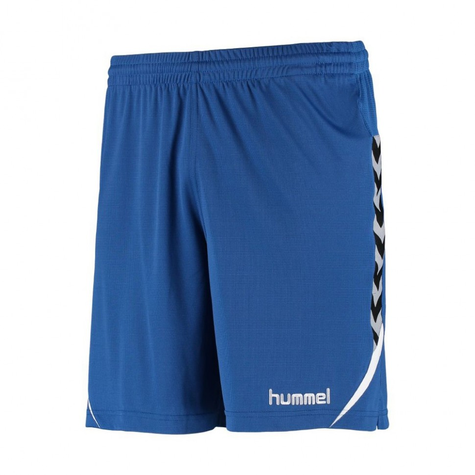 Hummel Authentic Charge 2020 Short Kids blue