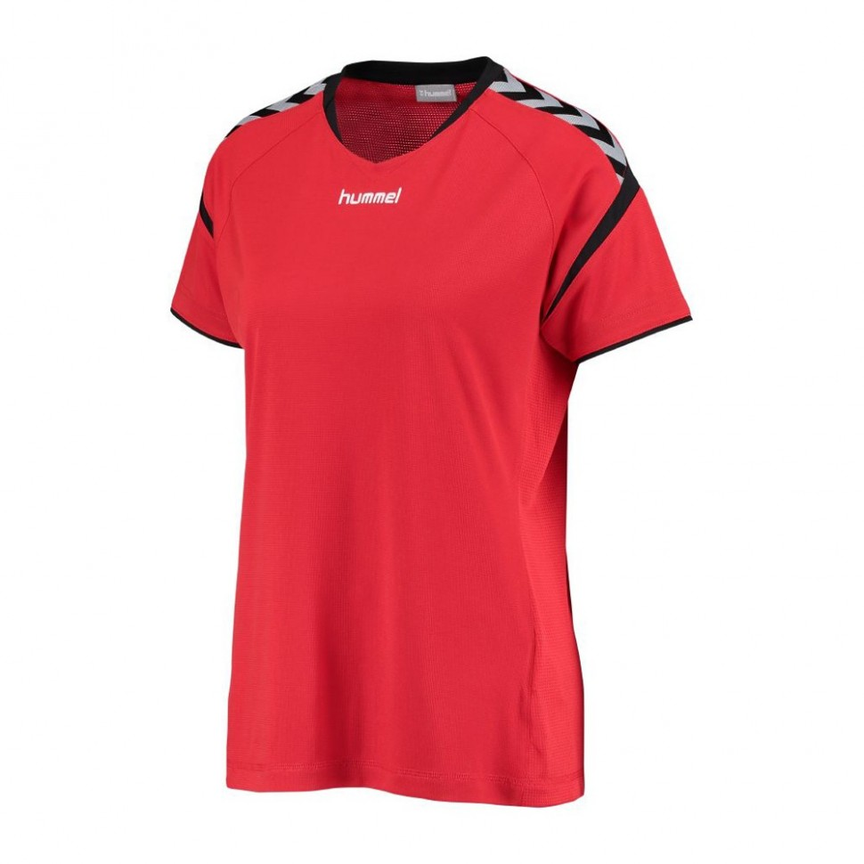 Hummel Woman-Jersey Authentic Charge 2020 ss rot