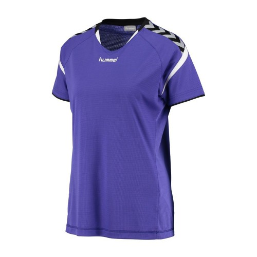 Hummel Damen-Trikot Authentic Charge 2020 ss lila