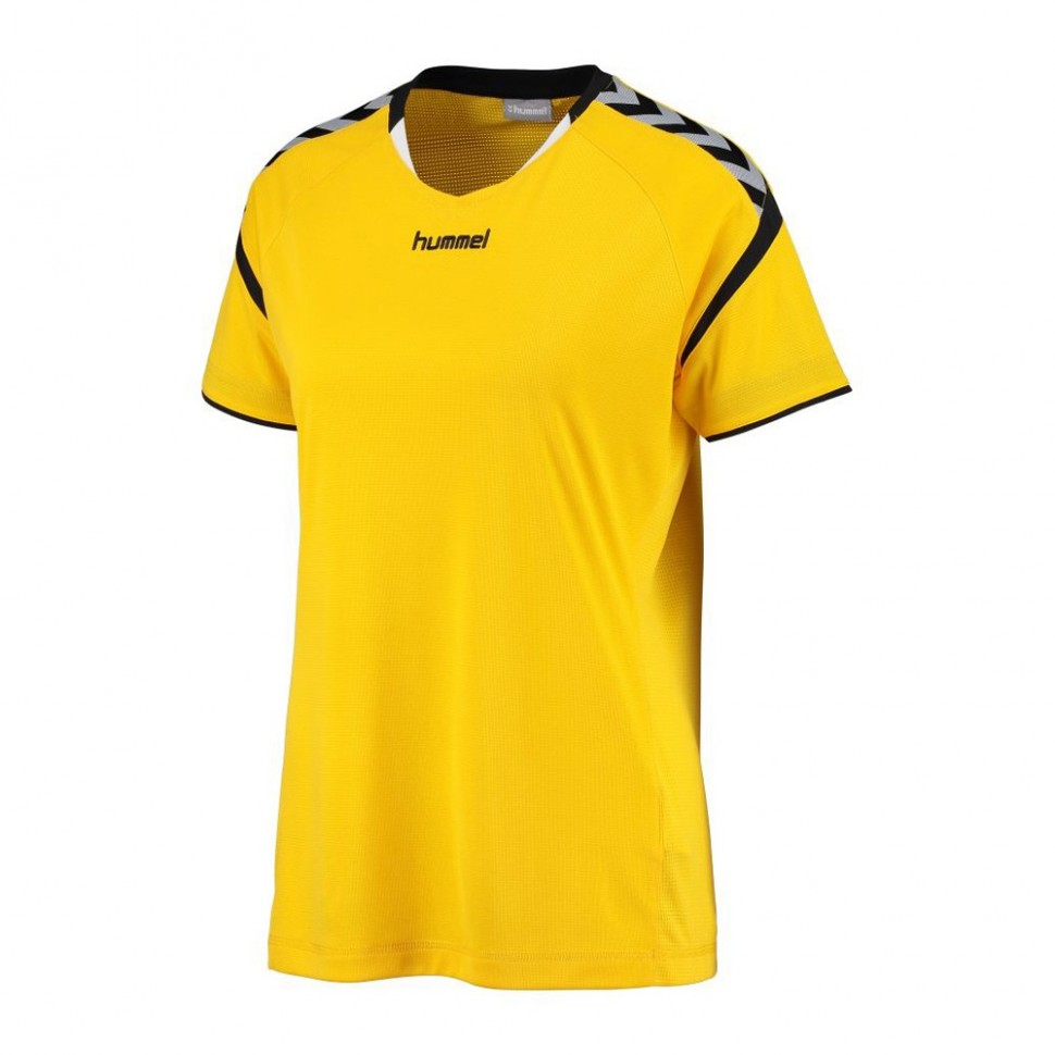 Hummel Woman-Jersey Authentic Charge 2020 ss yellow