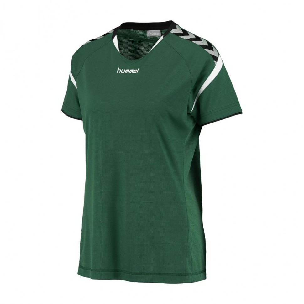 Hummel Woman-Jersey Authentic Charge 2020 ss green