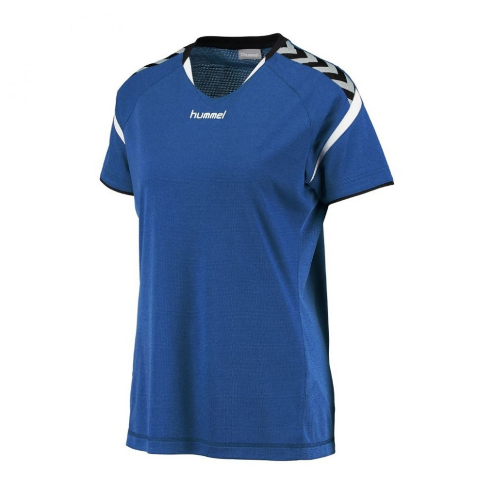 Hummel Woman-Jersey Authentic Charge 2020 ss blue