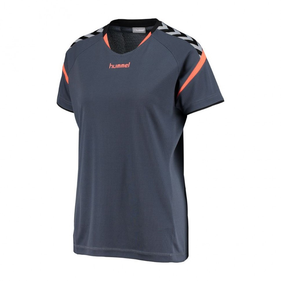 Hummel Woman-Jersey Authentic Charge 2020 ss bluegrau