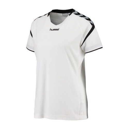 Hummel Damen-Trikot Authentic Charge 2020 ss weiss